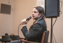 'Fé no Inferno', novo romance de Santiago Nazarian, será lançado em abril