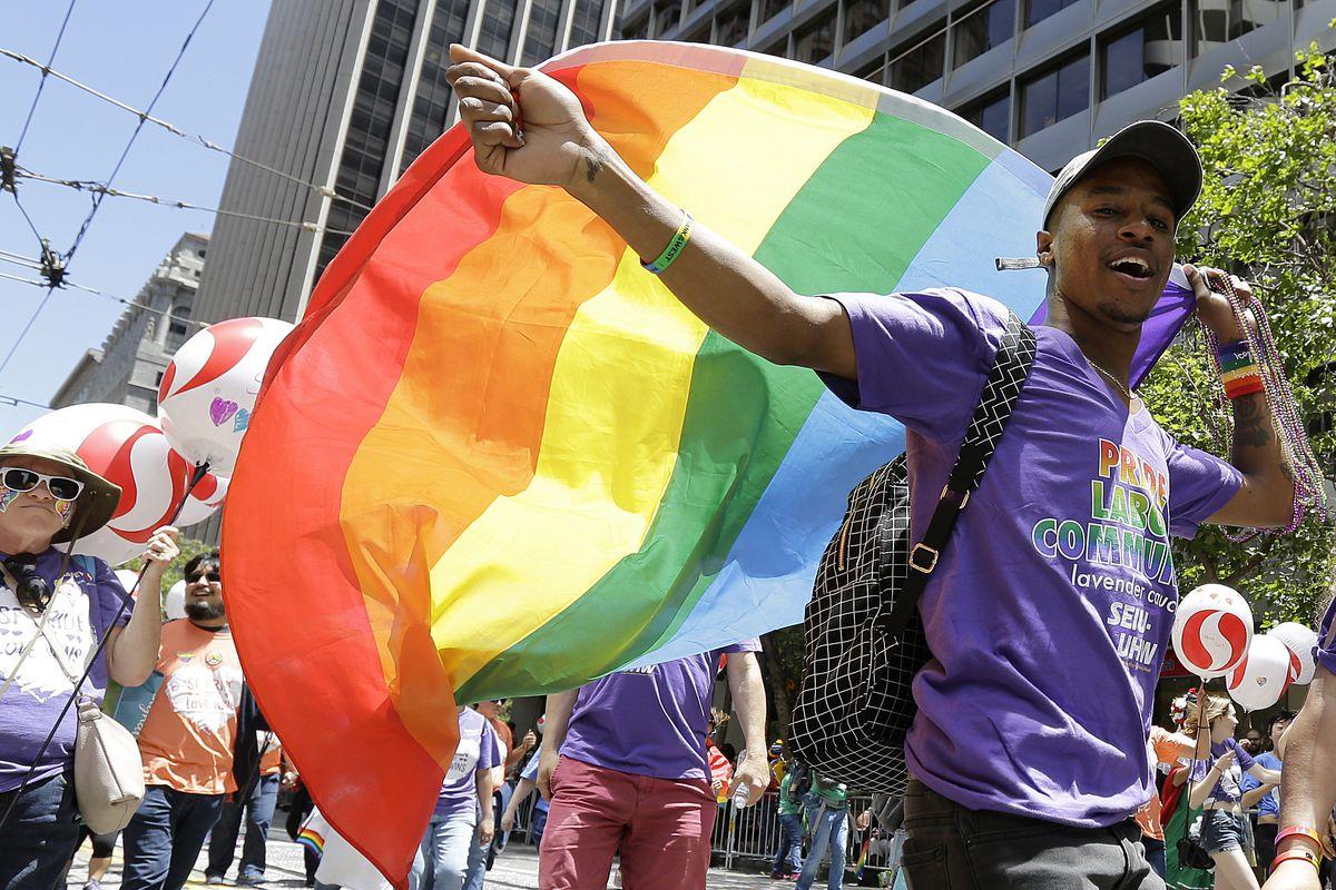 A Parada LGBT de São Francisco é uma das mais tradicionais e antigas do mundo (Foto: Reprodução)
