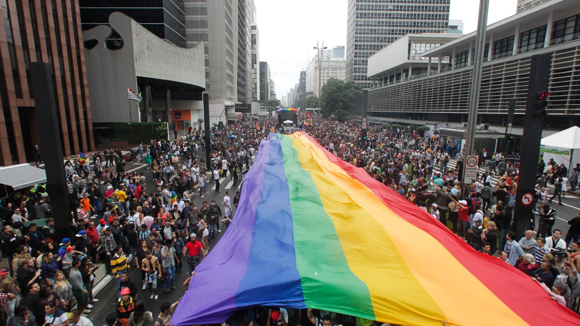Parada LGBT+ será online (Foto: Reprodução) paradas