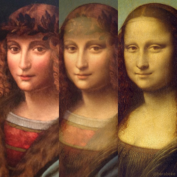 Mona Lisa poderia ter sido inspirado no rosto de Salaì, segundo estudiosos