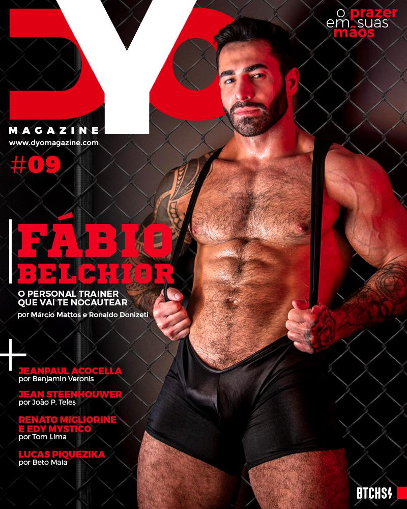 Fábio Belchior é clicado para DYO Magazine