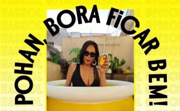 Luisa Marilac estrela campanha da Skol na quaretena; promo premiará com piscina para bons drinks