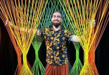Gaê se apresenta no Festival de Músicos Pocs Brasileiros neste sábado, 16
