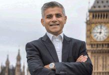 Sadiq Khan é o primeiro prefeito de Londres com origem muçulmana (Foto: Reprodução)