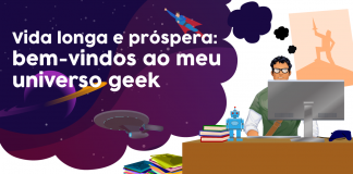 Vida longa e próspera: bem-vindos ao meu universo geek | Orkut Buyukkokten