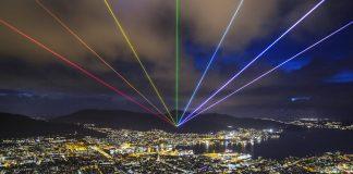 O Arco-Íris faz parte do evento Global Rainbow