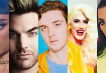 Urias, Adam Lambert, Lauv, Aretuza Lovi e Pepita montam playlists exclusivas para Deezer