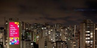 Ame Digital escolhe cinco capitais brasileiras para projeções de empoderamento LGBT+