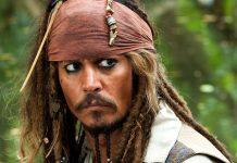 Johnny Depp diz que todos os seus personagens são gays