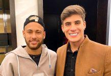 """parças neymar """"Parças"""" de Neymar pedem para o jogador para punir padrasto bissexual com cabo de vassoura no ânus"""