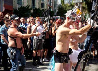 As feiras fetichistas em São Francisco onde todas as fantasias são permitidas
