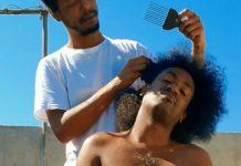 """Sob isolamento social, """"Pele Preta"""" traz intimidade e conexão entre casal gay no Grajaú"""