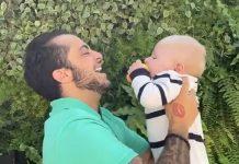 Natura faz ação do Dia dos Pais com Thammy Miranda e Henrique Fogaça