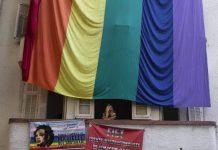 Ocupação LGBTI+ na Rua Dias Ferreira, em Copacabana está em risco Foto: Márcia Foletto / Agência O Globo