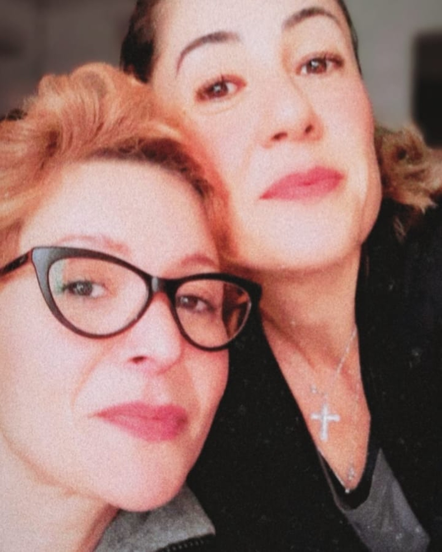 Patrícia Marx e Renata (Reprodução)