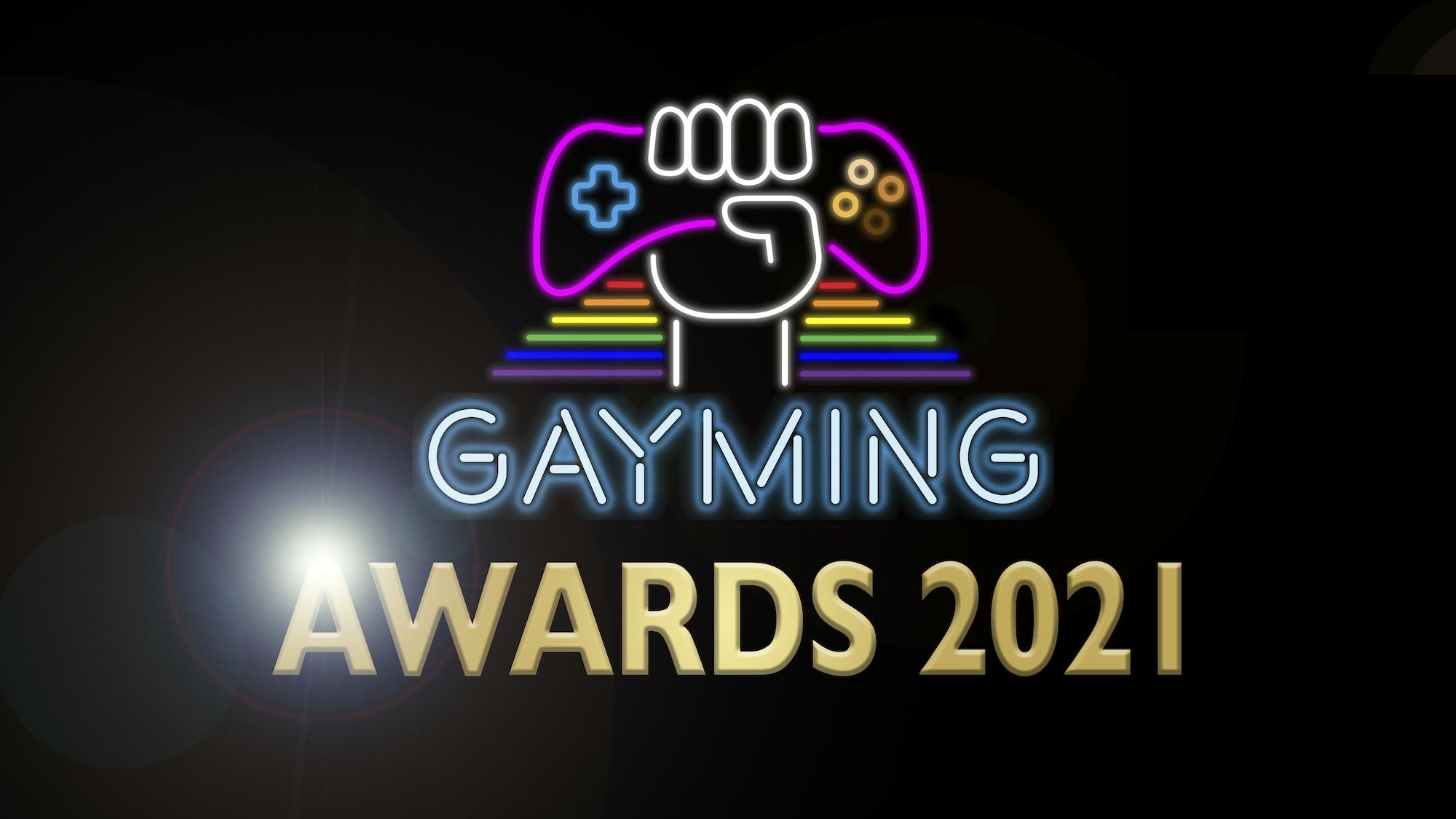 Gayming Awards 2021