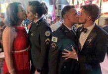 PMs que sofreram homofobia por beijo gay prestam depoimento em condição de vítimas