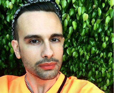 O ex-assistente do ator Michael B. Jordan (Foto: Instagram)