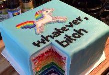 10 bolos criativos de temática LGBT para o aniversário ou casamento
