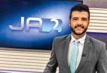 Jornalista Matheus Ribeiro comenta sobre suposto nude vazado