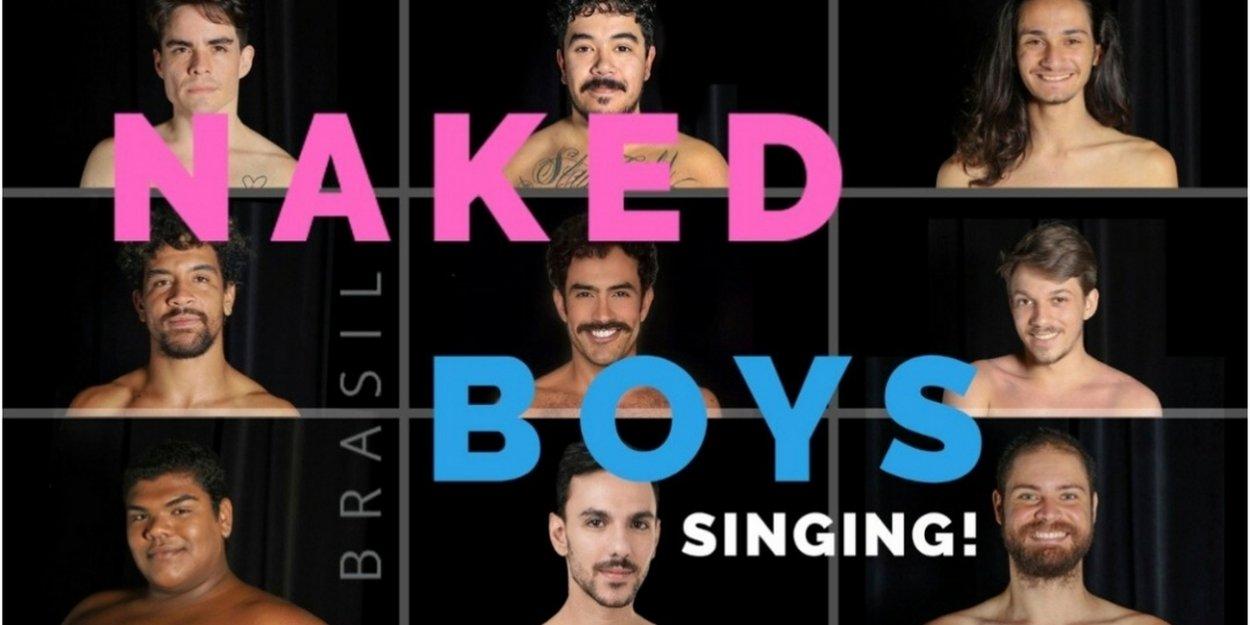 Naked Boys Singing Brasil participa de live com Centro Cultural da Diversidade
