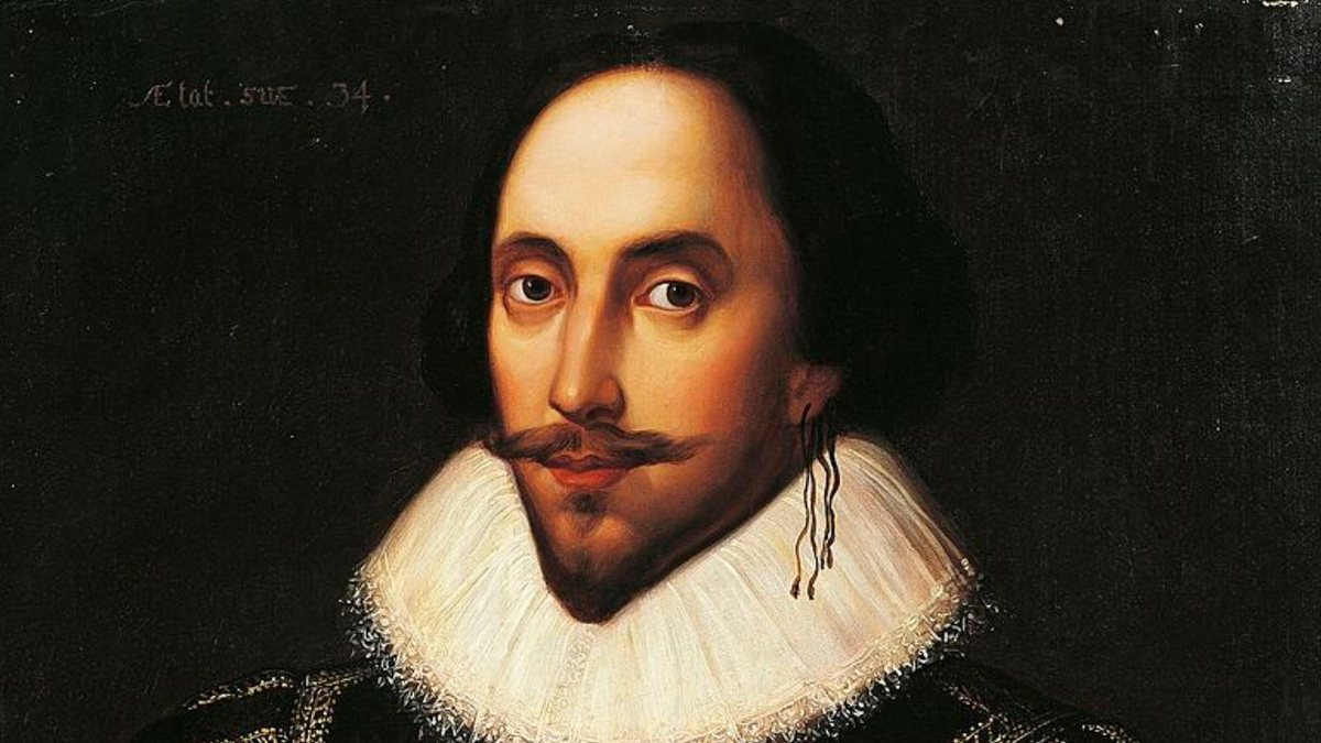 """""""William Shakeaspeare era inquestionavelmente bissexual"""" diz dois estudiosos"""