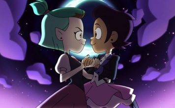 The Owl House exibe primeiro romance Queer do Disney Channel