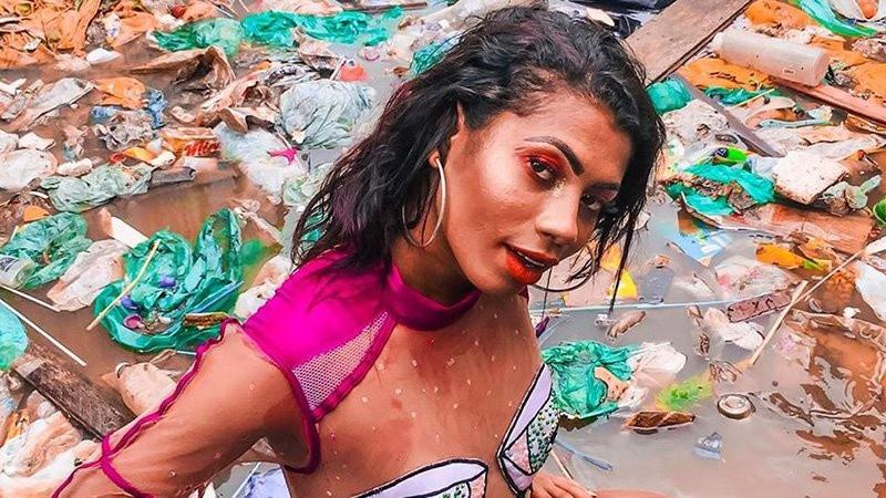Leona Vingativa é pré-candidata a vereadora em Belém