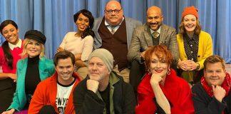 Nicole Kidman, Meryl Streep, James Corden, Kerry Washington, Keegan-Michael Key, Ariana Debose, Nico Greetham