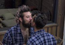 A Fazenda 12: Record mostra homens dando beijo e Biel tirando a calça de Cartolouco; veja