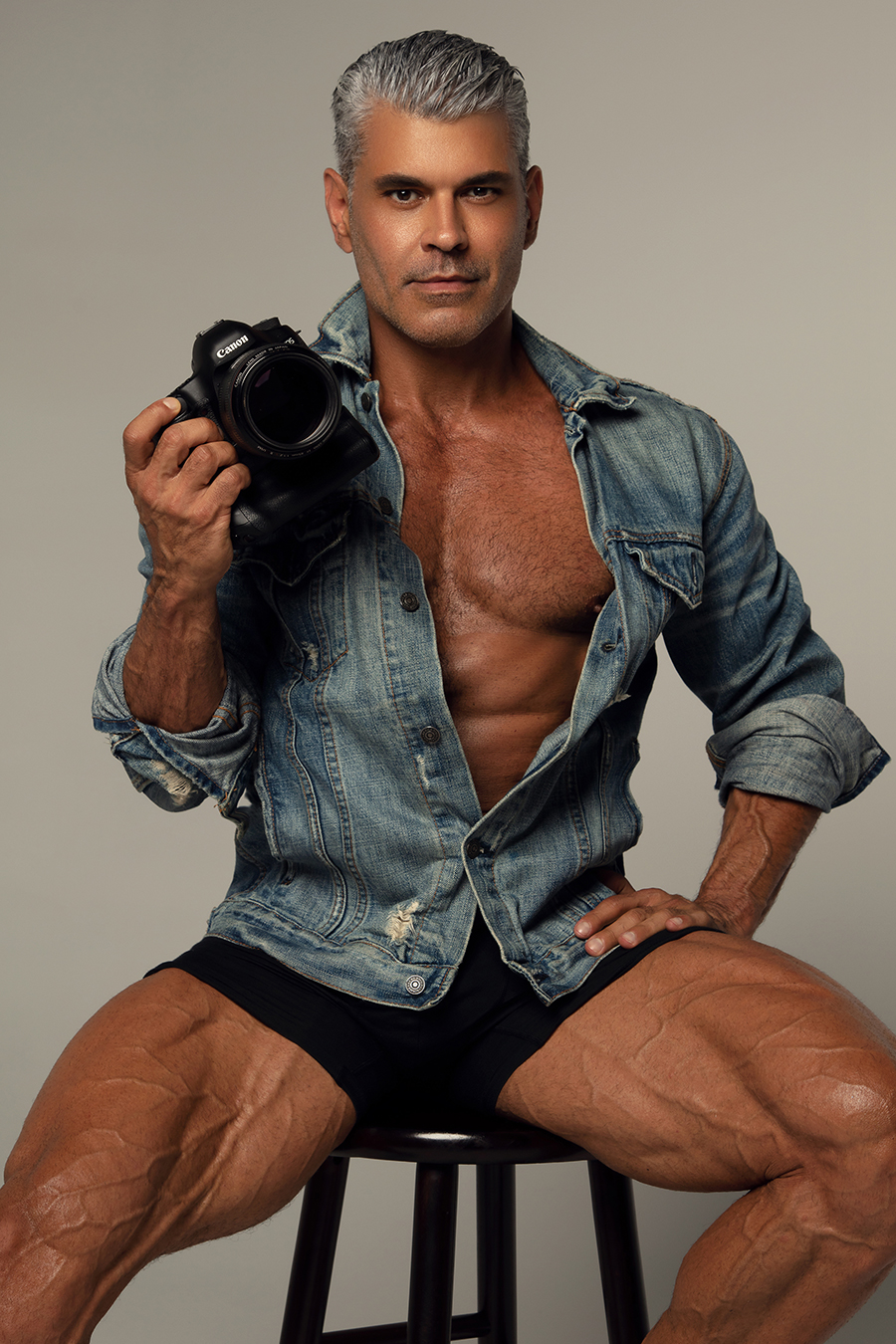 Mike Ruiz by Bryan Griffin for DYO Magazine