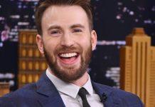 Chris Evans se pronuncia após publicar nude sem querer no Instagram