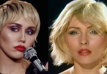 "Miley Cyrus performa ""Heart of Glass"", de Debbie Harry"