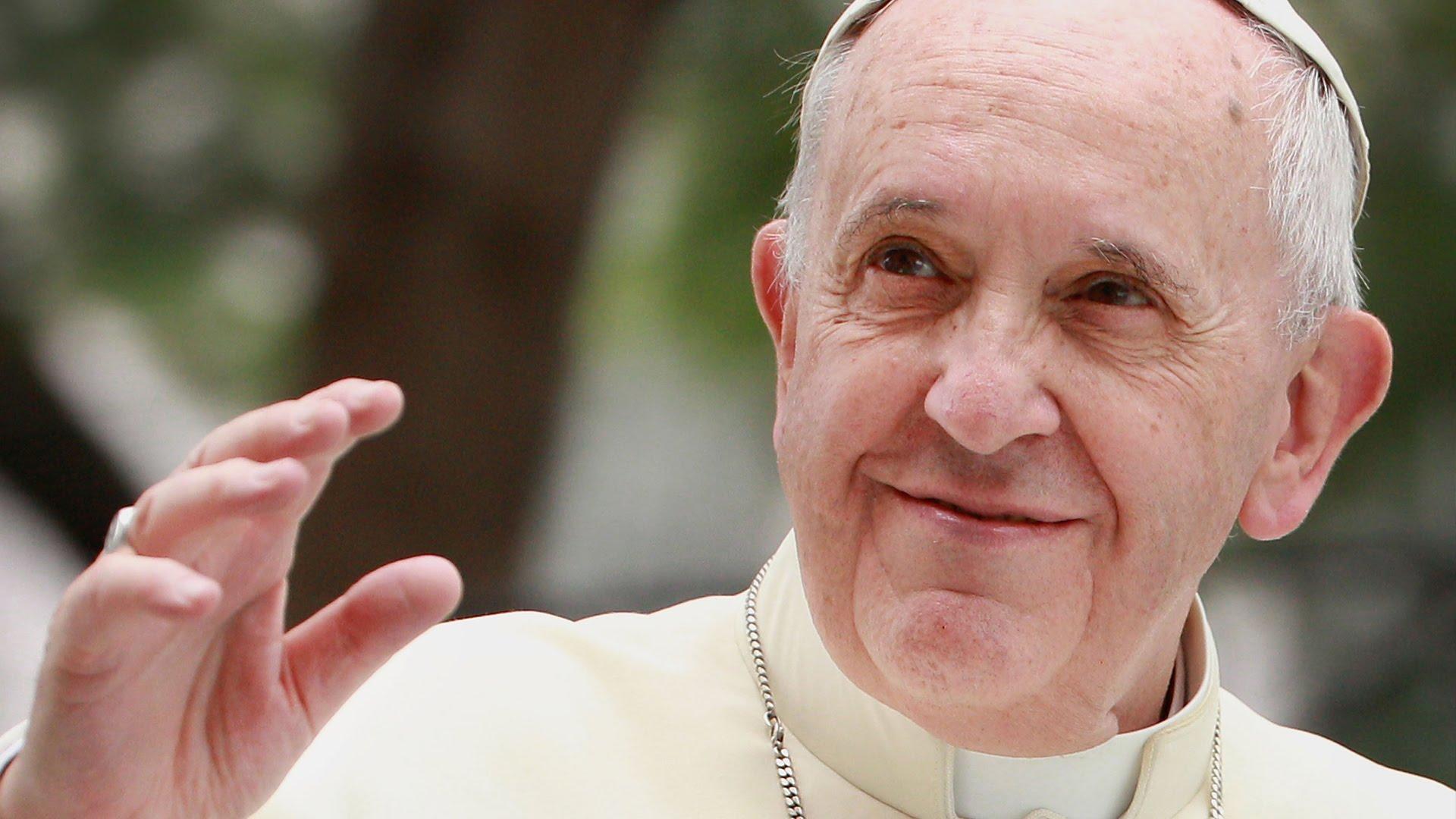 """Papa Francisco a pais de LGBTQIA+: """"São filhos de Deus"""""""