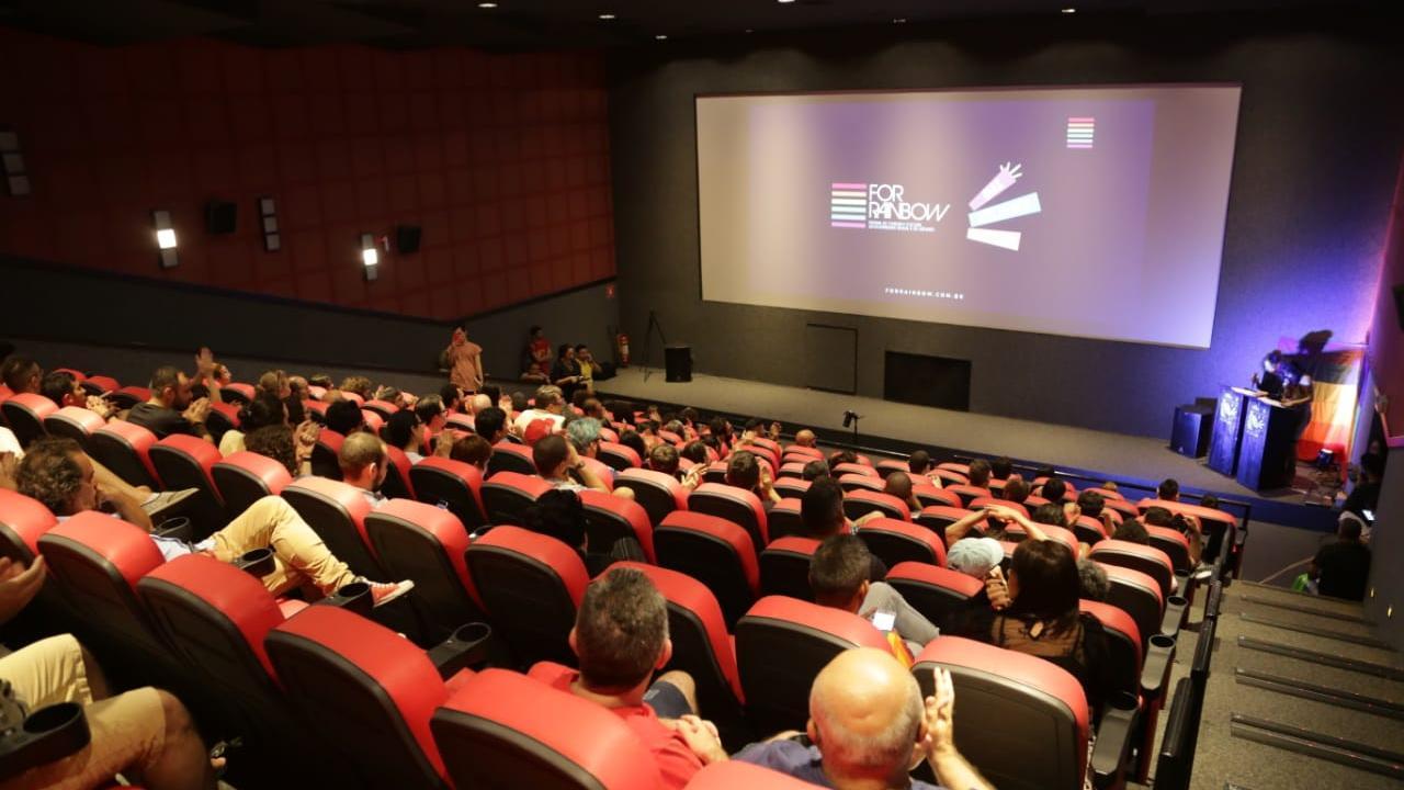 """14ª edição do festival de cinema """"For Rainbow"""" já tem data e será digital"""