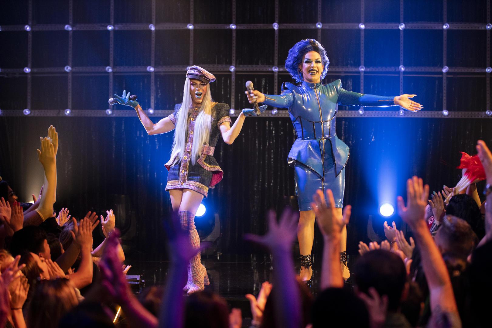 """Netflix divulga trailer de """"Nasce uma Rainha"""", reality com Gloria Groove e Alexia Twister"""
