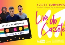 "Festas do interior se unem para ""Live do K7"" com hits dos 90 e 2000"