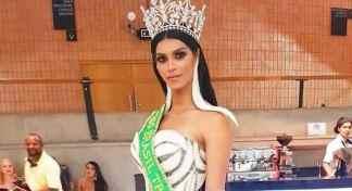 Miss Trans Gabriella Bueno se candidata a vereadora em São Paulo
