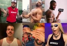 SCRUFF entra no universo de vídeos divertidos no TikTok