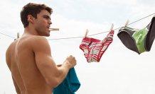 """1 em cada 5 homens não troca de cueca todos os dias por """"não estar suja visivelmente"""""""