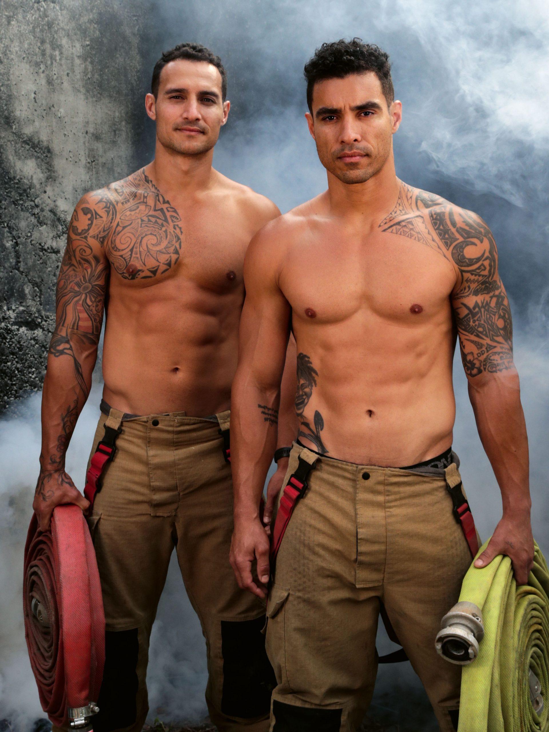 Calendários dos bombeiros australianos 2021 têm fotos e vídeos divulgados