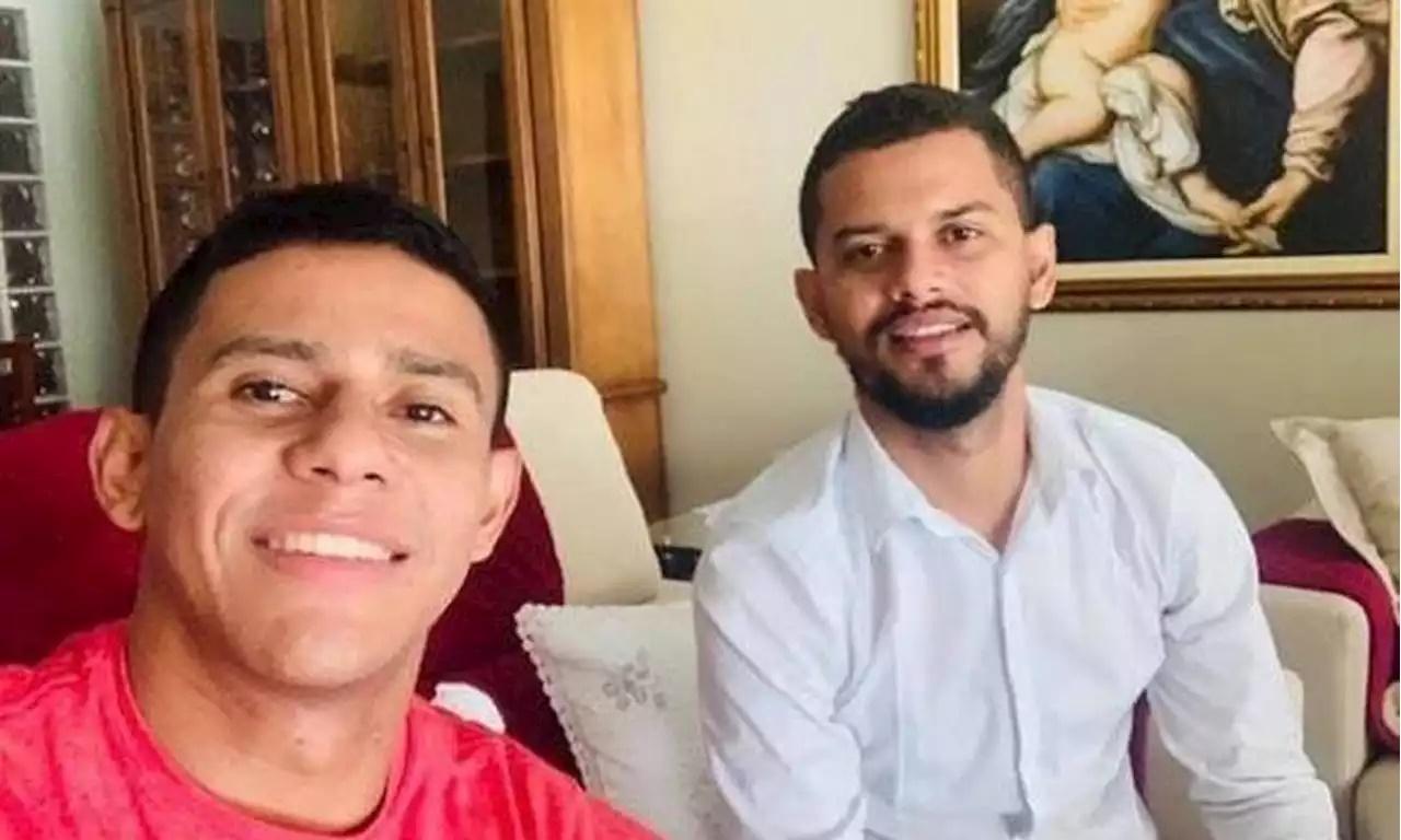 Rodrigo, acompañante masculino de 27 años y su hermano usaron anestesia para caballos
