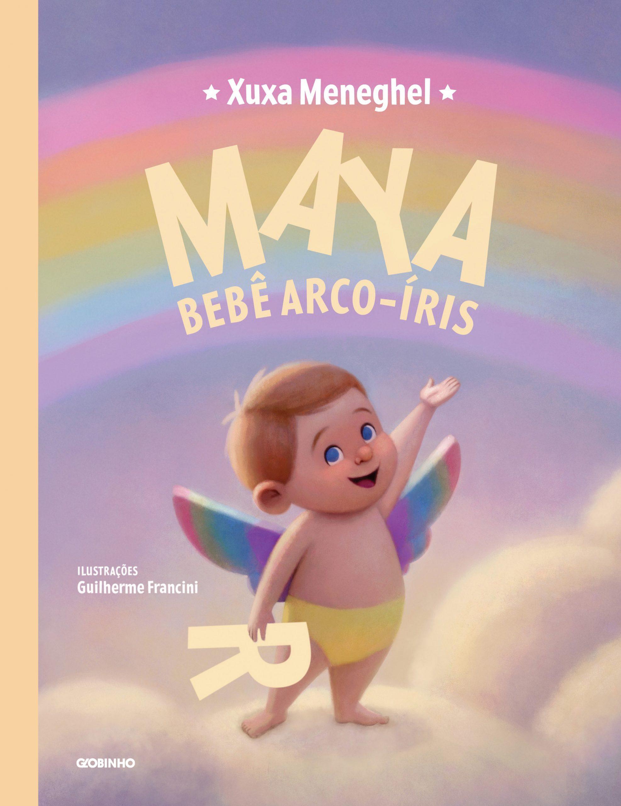 Xuxa revela capa do livro infantil com conteúdo LGBTQIA+
