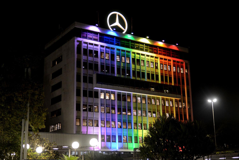 Mercedes-Benz de Brasil es premiada por iniciativas de diversidad