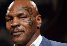 Mike Tyson confronta rapper que fez comentário transfóbico