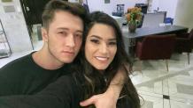 Victor Ferraz e Raissa: fim do namoro antes de entrar no reality/ Reprodução