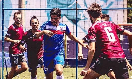 Pátria Amada, Futebol