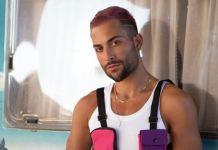 """Metrosexualidade: Cantor Italiano fala sobre os cuidados com o corpo """"Não deveria ser um tabu"""""""
