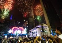 Com esta medida, a cidade de São Paulo espera enfatizar a importância de manter o distanciamento social e as medidas de prevenção à COVID-19 durante as festas de fim de ano