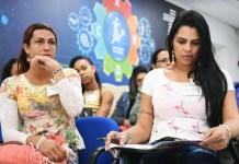 Prefeitura de São Paulo dobra as vagas do programa Transcidadania Foto tirada em 29/07/19 em ação da Prefeitura com o Sebrae que capacitou beneficiárias do Transcidadania em empreendedorismo na área da beleza. Cada participante recebeu um kit profissional.